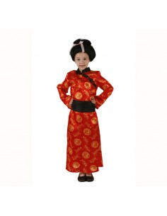CHINA ROJO ORO INFANTIL