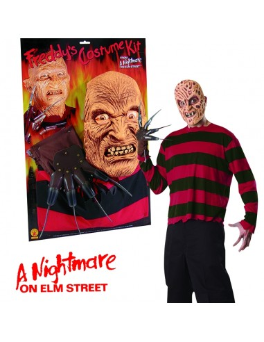 KIT BLISTER FREDDY KRUEGER