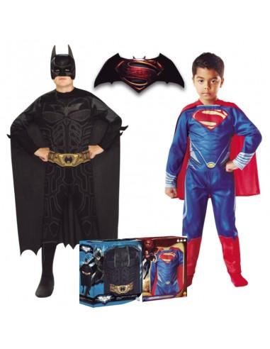 BATMAN TDK Y SUPERMAN MOS EN CAJA 2 X 1