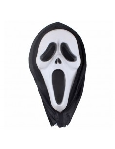 CARETA SCREAM PLASTICO