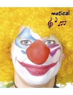 NARIZ PAYASO MUSICAL
