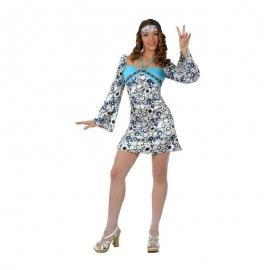 hippie azul