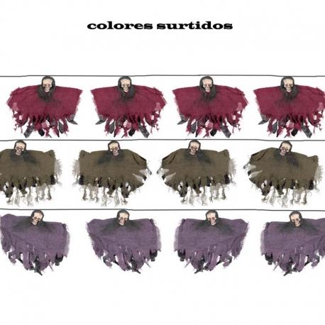 GUIRNALDA 6 ESQUELETOS           170 CMS.