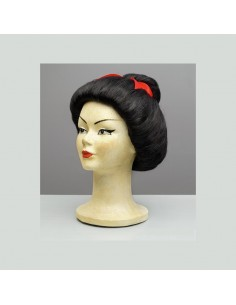 PELUCA GEISHA party wig peq