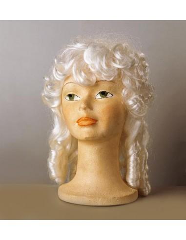 PELUCA EPOCA BLANCA party wigs