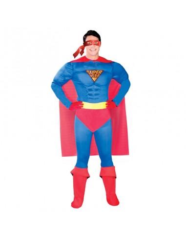 SUPER MAN MUSCULOSO