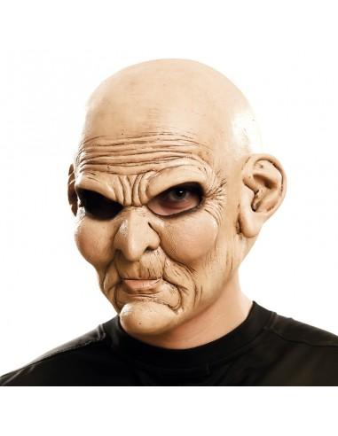 Máscara De Viejo Psicópata.