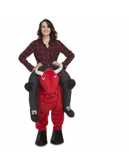 RIDE-ON TORO ROJO