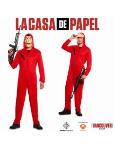 LADRON LA CASA DE PAPEL