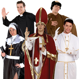 CURAS Y RELIGIOSOS