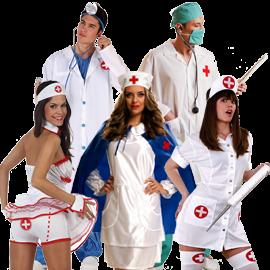 ENFERMERAS Y DOCTORES